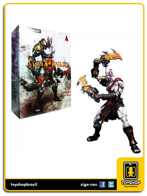 Play Arts God of War: Kratos - Square Enix