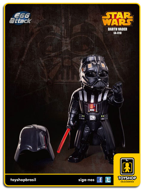 Star Wars: Egg Attack Darth Vader SDCC 2015 - Beast Kingdon