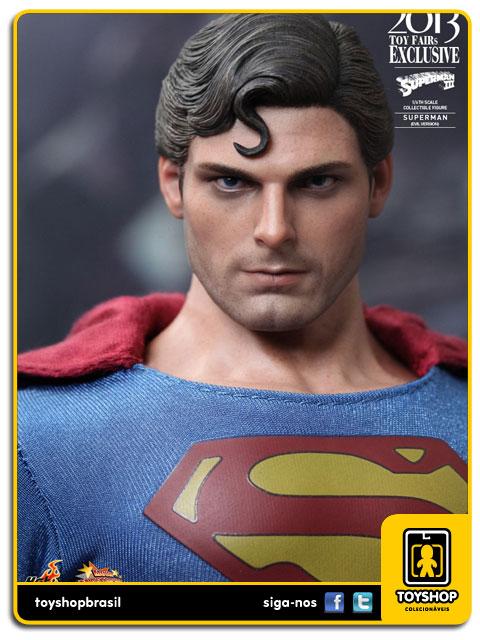 Superman III: Superman Evil Version Exclusive - Hot Toys