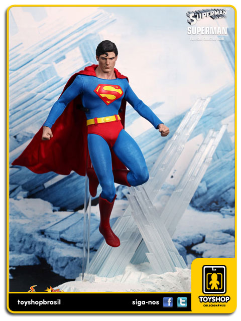 Superman the Movie: Superman Christopher Reeve - Hot Toys