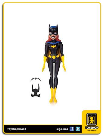 Batman The Animated Series: Batgirl - Dc Collectibles