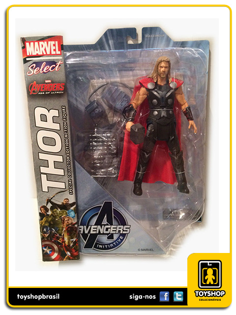 Marvel Select Avengers Age of Ultron: Thor - Diamond