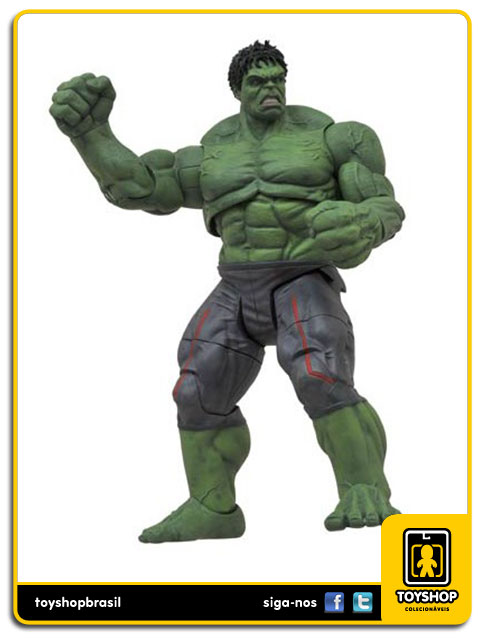 Marvel Select Avengers Age of Ultron: Hulk - Diamond