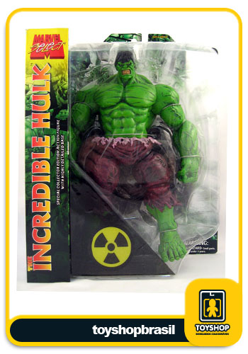 Marvel Select: Hulk - Diamond