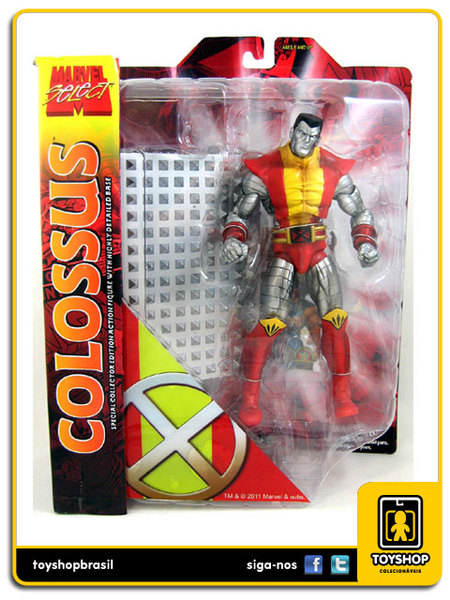Marvel Select: Colossus - Diamond