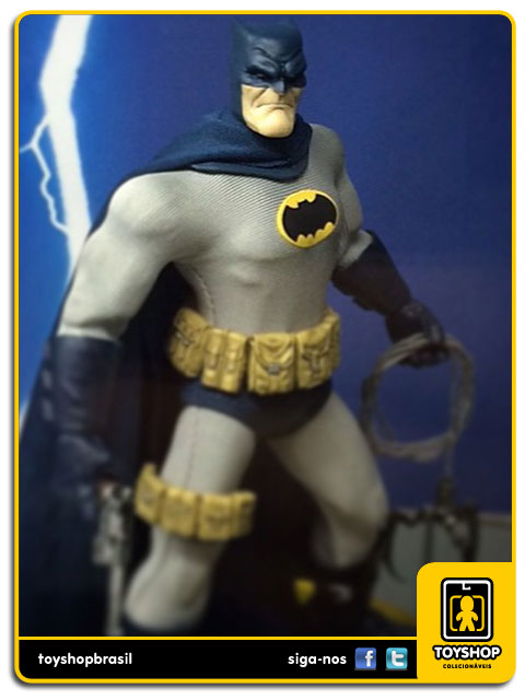 The Dark Knight Returns: Batman PRCC 2015 One 12 - Mezco