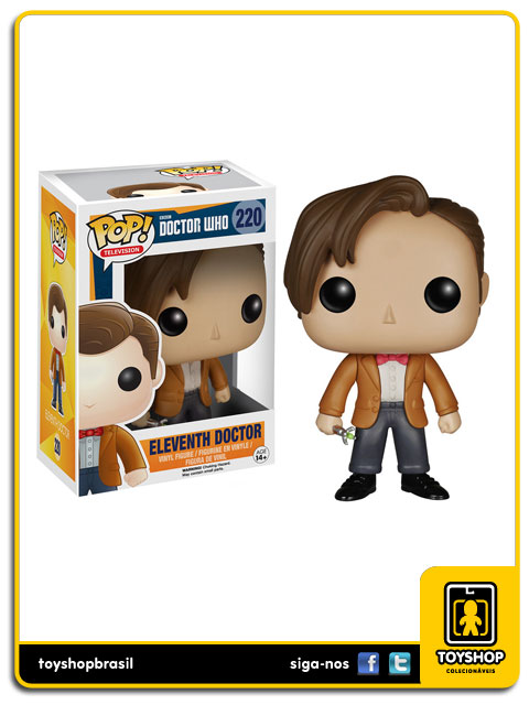 Doctor Who: Eleventh Doctor Pop - Funko