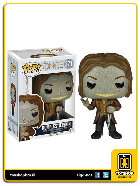 Once Upon a Time: Rumplestiltskin Pop - Funko