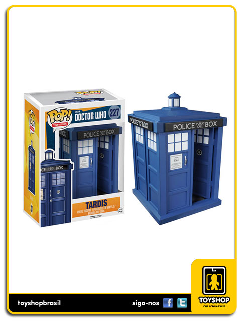 Doctor Who: Tardis Pop - Funko
