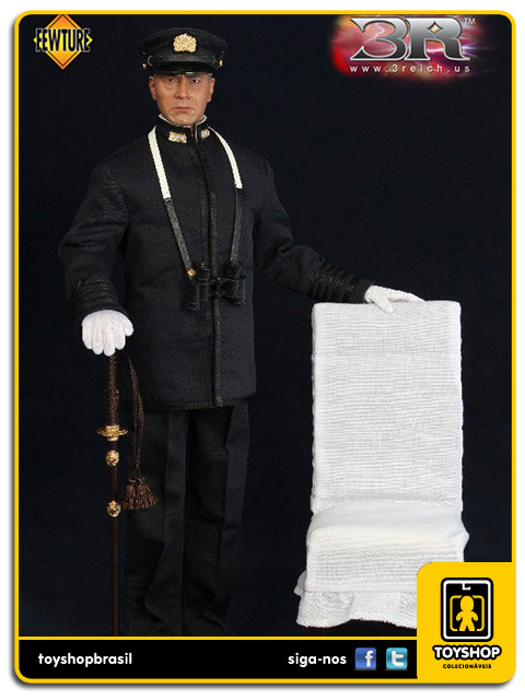 WWII: Commander In Chief 1/6 - 3R