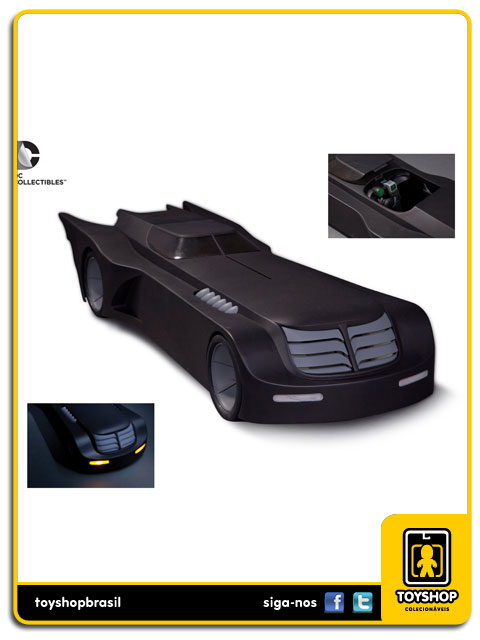 Batman The Animated Series: Batmobile - Dc Collectibles