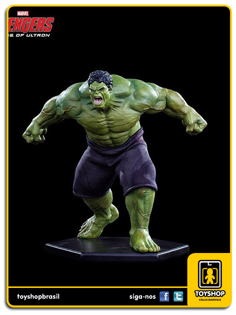 Avengers Age of Ultron: Hulk 1/10 - Iron Studios