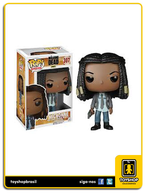 The Walking Dead: Michonne Pop - Funko