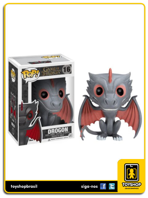 Game of Thrones: Drogon Pop - Funko