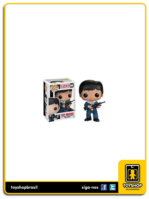 Scarface: Tony Montana  Pop - Funko