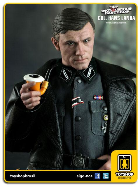 Inglourious Basterds : Col.Hans Landa - Hot Toys