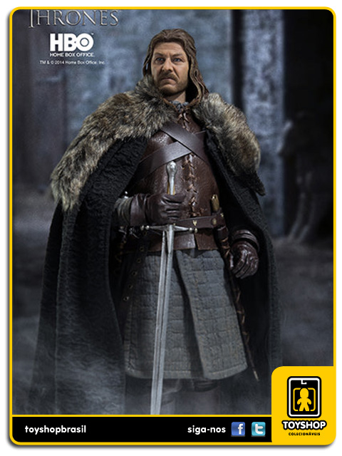 Game of Thrones: Eddard Stark 1/6 - ThreeA