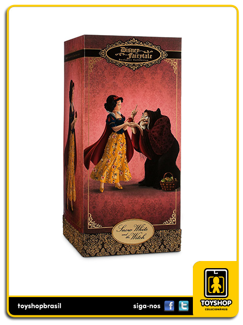 Disney Fairytale Design Collection: Snow White & The Witch - Disney