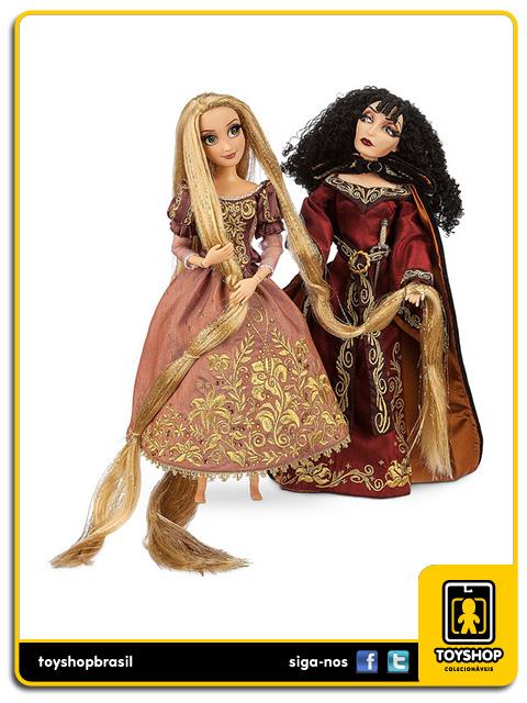 Disney Fairytale Design Collection: Rapunzel And Mother Gothel - Disney
