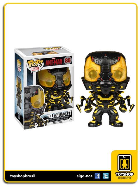 Ant-Man: Yellow Jacket  Pop - Funko