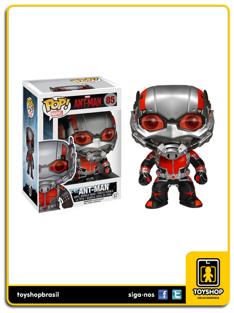 Ant-Man: Ant Man  Pop - Funko