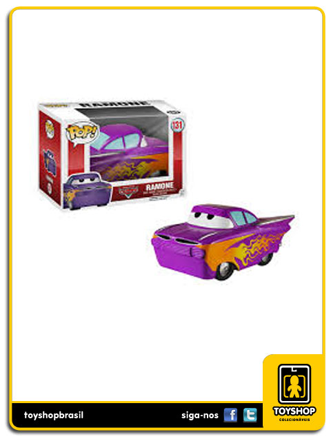 Disney Cars: Ramone  Pop - Funko