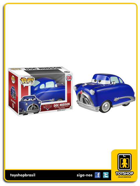 Disney Cars: Doc Hudson  Pop - Funko