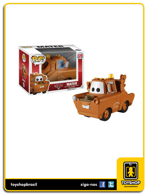 Disney Cars: Mater  Pop - Funko