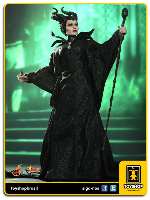 Disney Maleficent: Maleficent - Hot Toys