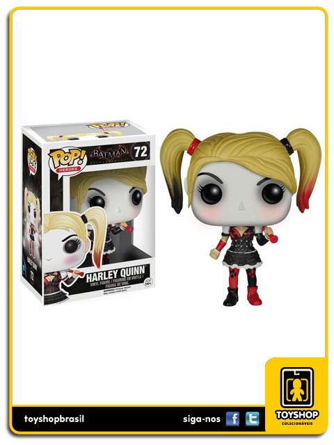 Arkham Knight: Harley Quinn  Pop - Funko