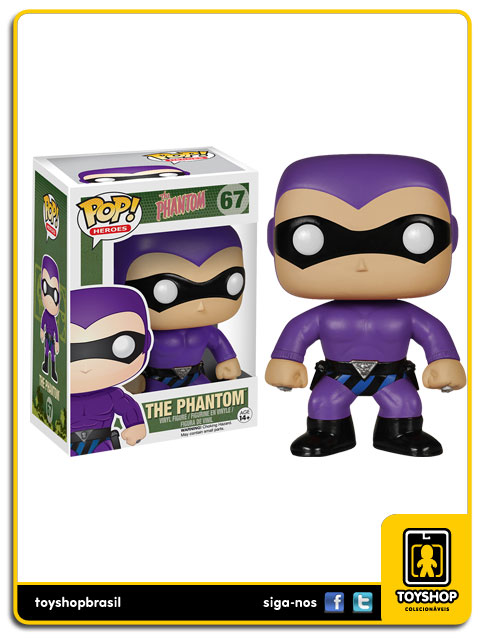 The Phantom: The Phantom  Pop - Funko