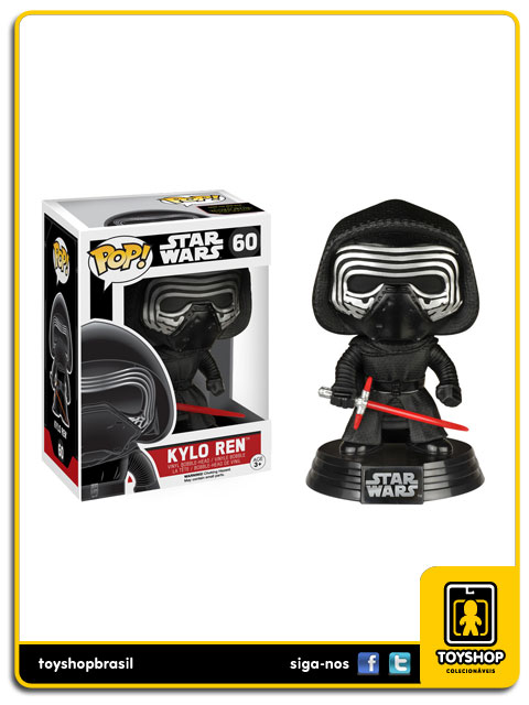Star Wars The Force Awakens: Kylo Ren   Pop - Funko