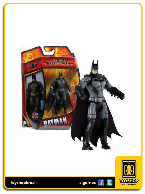 DC Comics Multiverse Arkham Origins: Batman- Mattel