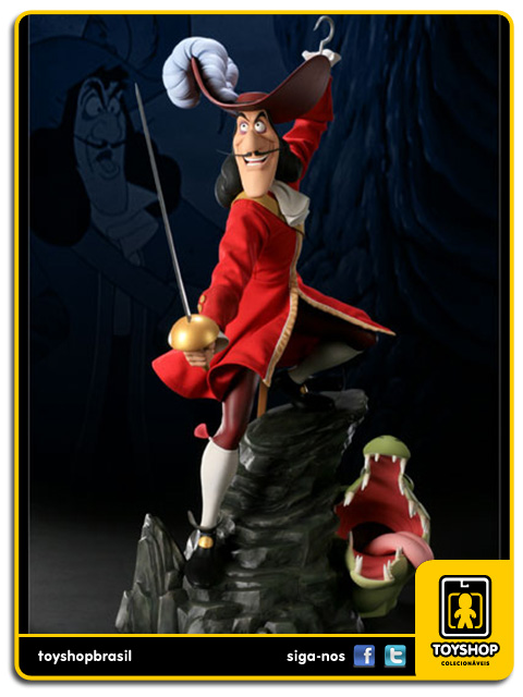 Peter Pan: Captain Hook Premium Format - Sideshow Collectibles