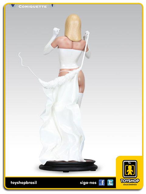 Marvel Comiquette: Estátua Emma Frost Exclusiva - Sideshow