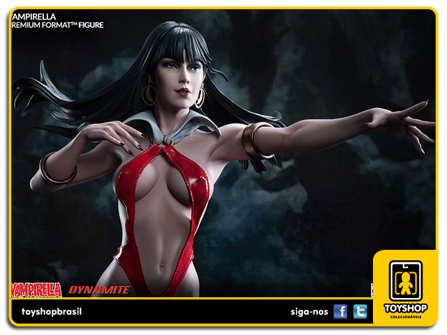 Estátua Vampirella Premium Format - Sideshow Collectibles