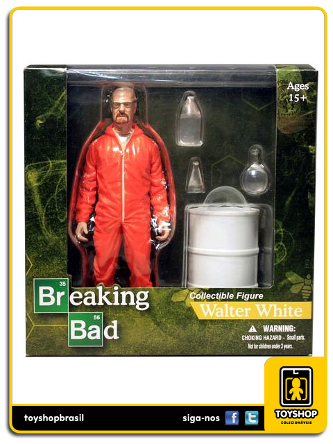 Breaking Bad: Walter White Vamonos - Mezco
