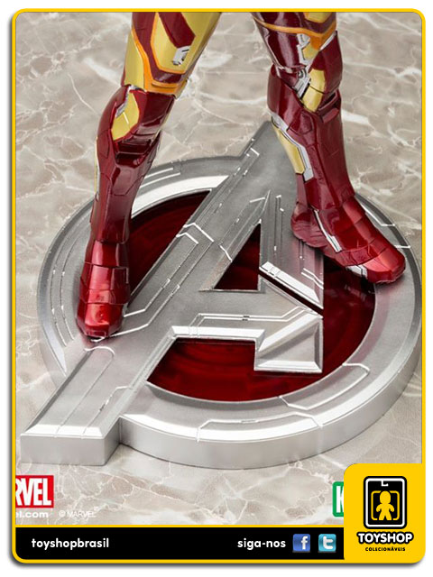 Avengers Age of Ultron: Iron Man Mark XLIII  1/6 Artfx - Kotobukiya