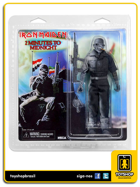 Iron Maiden: 2 Minutes to Midnight - Neca