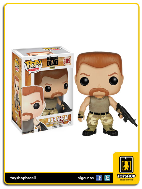The Walking Dead: Abraham Pop - Funko