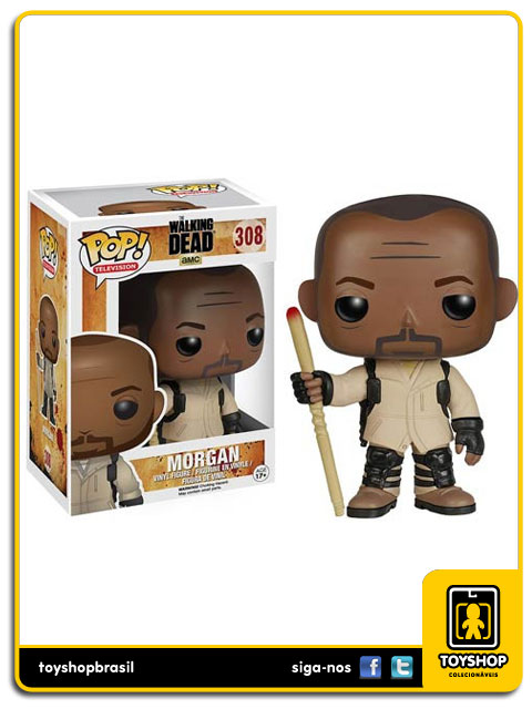 The Walking Dead: Morgan Pop - Funko