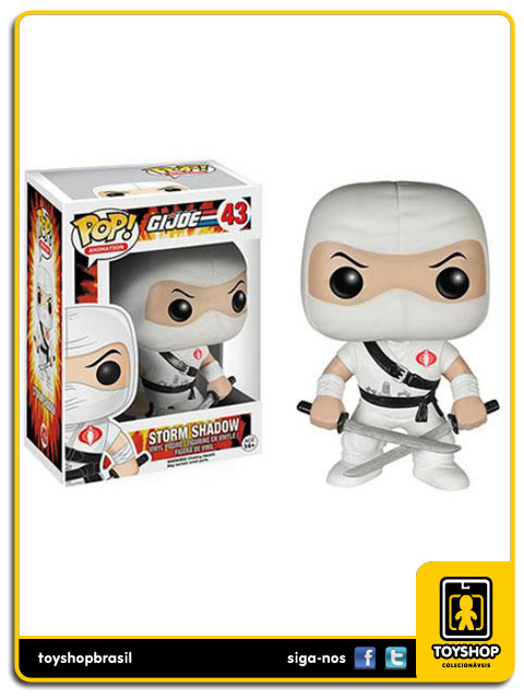 G.I.Joe: Storm Shadow Pop - Funko