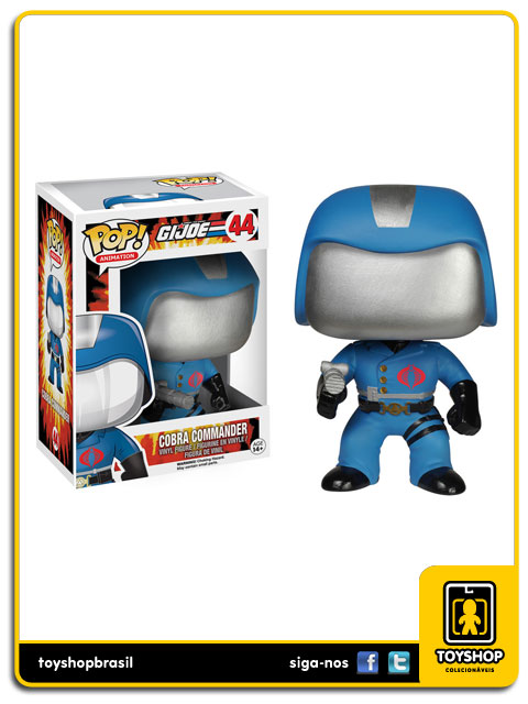 G.I.Joe: Cobra Commander Pop - Funko