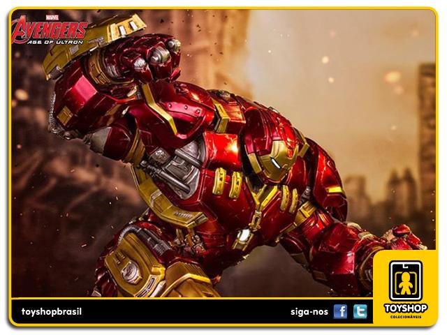 Avengers Age of Ultron: Hulkbuster Diorama 1/6 - Iron Studios
