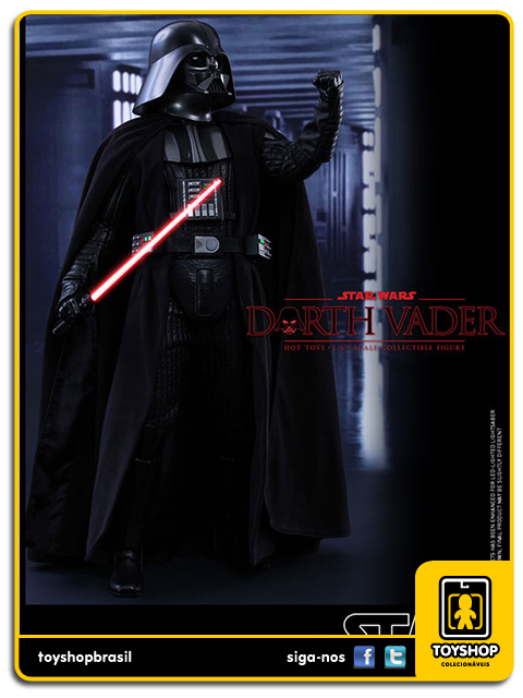 Star Wars A New Hope: Darth Vader 1/6 - Hot Toys