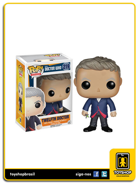Doctor Who: Twelfth Doctor  Pop - Funko