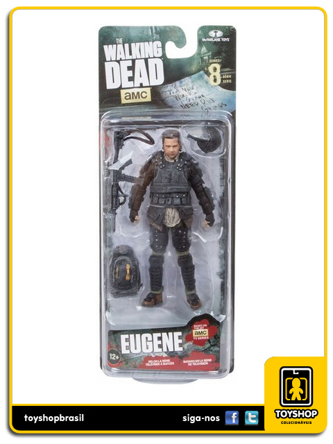 The Walking Dead 8: Eugene - Mcfarlane
