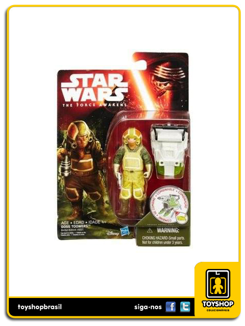 Star Wars The Force Awakens: Goss Toowers - Hasbro