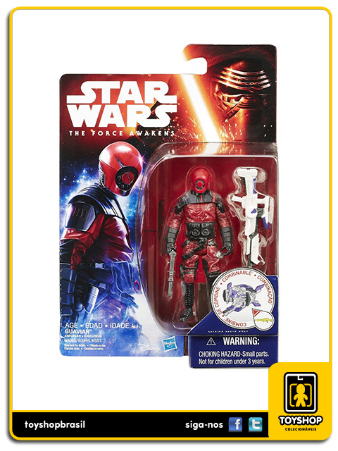 Star Wars The Force Awakens: Guavian - Hasbro