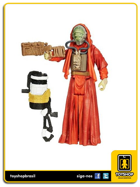 Star Wars The Force Awakens: Sarco Plank - Hasbro